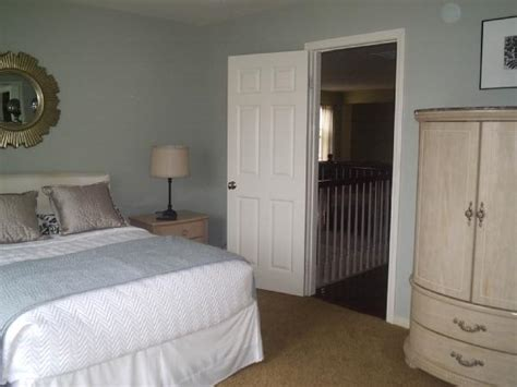 blue gray paint for bedroom blue grey colored rooms the interior decorating rooms