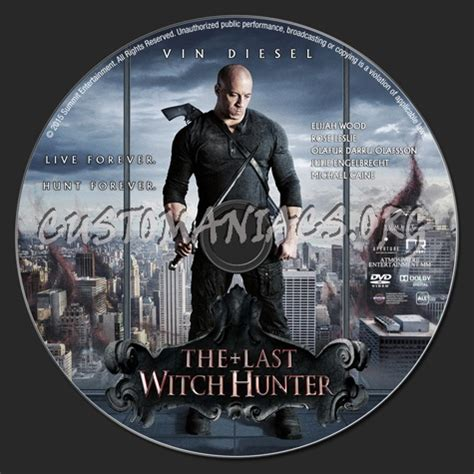 Dvd The Last Witch the last witch dvd label dvd covers labels by customaniacs id 232454 free