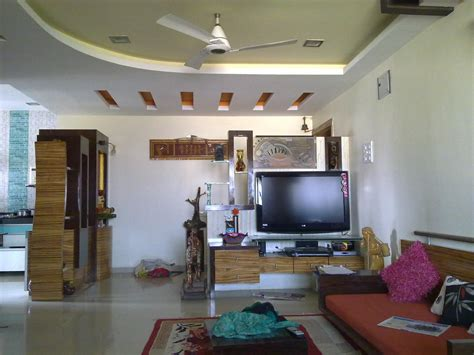 False Ceiling Designs For Living Room In Flats India Living Room Ceiling