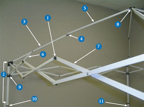 Canopy Parts by Tent Tent Canopy Parts