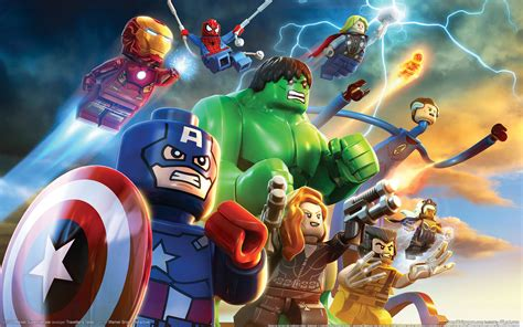 Lego Marvel Super Heroes Marvel Heroes Games Marvel Com   lego marvel superheroes review once more around the