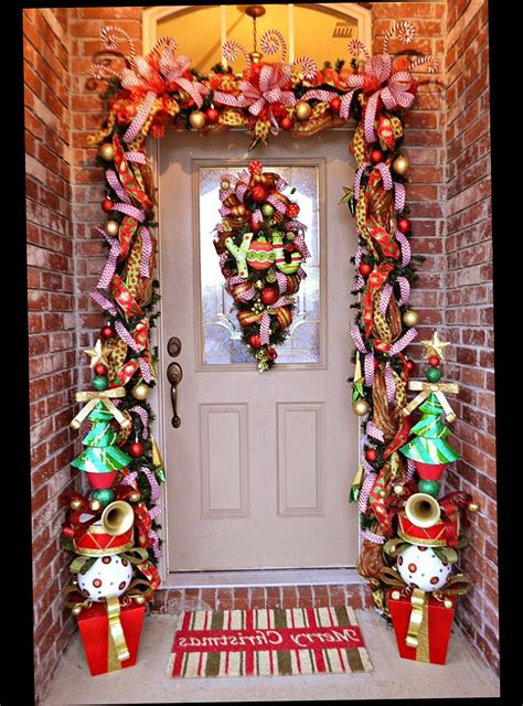 front door decorations front door porch decorations ellecrafts
