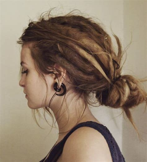 how to style thick dreadlocks best 25 thick dreads ideas on pinterest long dreads
