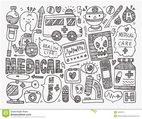 doodle do doctor who doodle background stock vector image 45520751