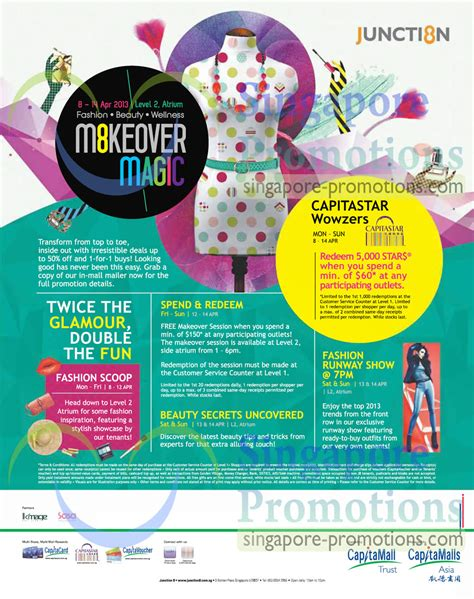 junction 8 new year promotion junction 8 10 apr 2013 187 junction 8 m8keover magic