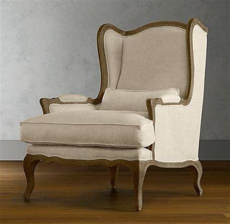 Restoration Hardware Chair by Lorraine Chair Upholstery Restoration Hardware