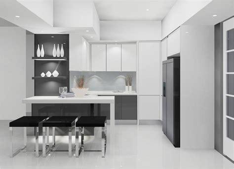 cocinas integrales modernas para espacios peque 241 os