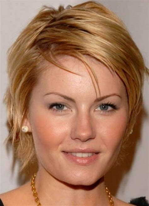trendy hairstyles for women with long chins hairstyle for round face and double chin short haircuts