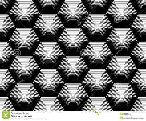 seamless hexagon pattern vector design seamless monochrome hexagon pattern cartoon vector
