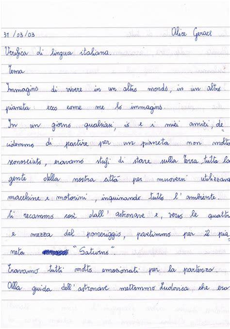 Testo Per Un Ora D by Il Testo Narrativo Schema