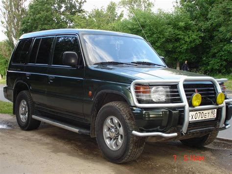 mitsubishi pajero 1996 1996 mitsubishi pajero for sale 2 5 diesel manual for sale