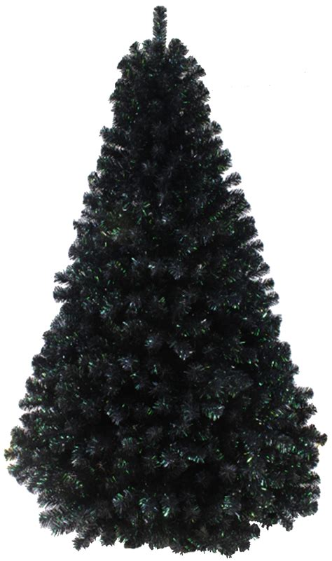 the 5ft black iridescence pine tree