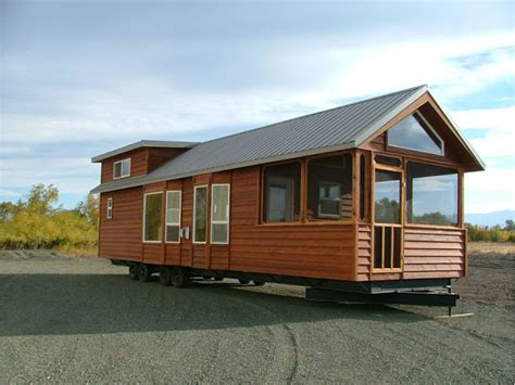 Small Portable Cabins by The Watson Tiny Home By Rich S Portable Cabins