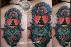 tattoo studio ubud bali color tattoo yantino tattoo