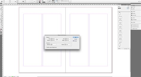 tutorial create an a4 brochure in indesign 187 saxoprint