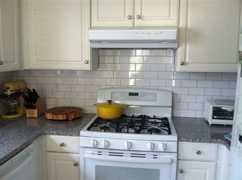 luna pearl granite with white cabinets my tiny cottage kitchen white subway tile luna pearl