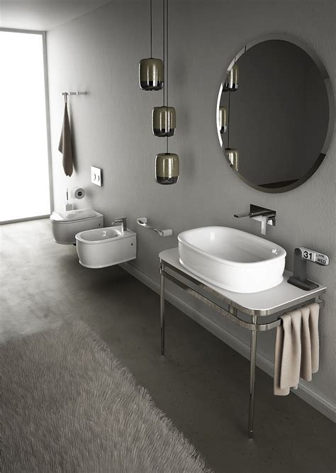 Wall Hung Sanitary Fixtures For Small Space Conscious Small Bathroom Fixtures