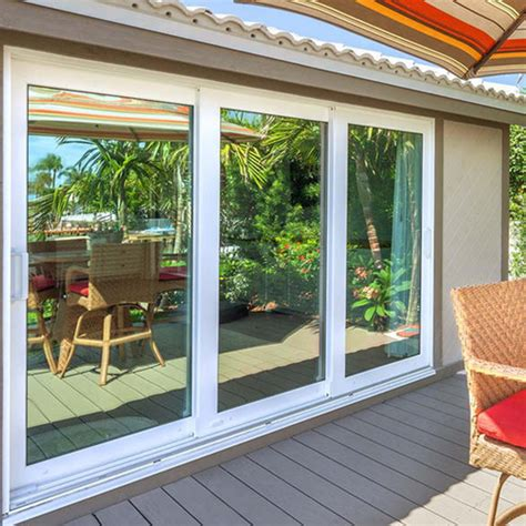 Hurricane Impact Sliding Glass Doors Cost Sliding Glass Doors