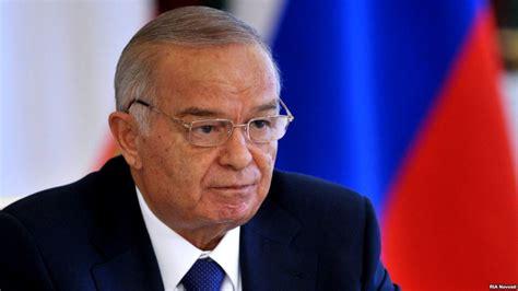 uzbek president islam karimov dies at 78 after suffering stroke rip uzbek president islam karimov passes away at 78