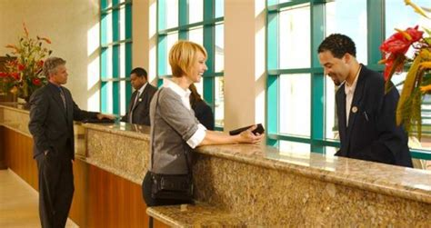 Hotel Front Desk Phone Number by Mobile Check In Is Here