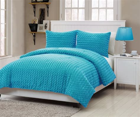 Turquoise Bedroom Set by Turquoise Comforter Sets Homesfeed