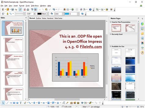format file odp odp file extension what is an odp file and how do i