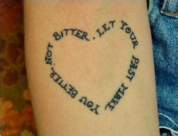 tattoo quotes about love and loss don t judge me by my past i don t live there anymore