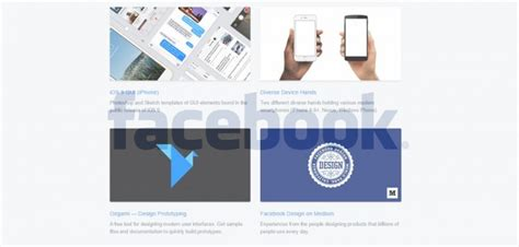 app design resources facebook launches app design resource website for developers
