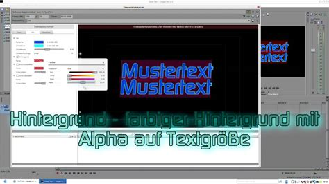 tutorial sony vegas pro 10 youtube tutorial sony vegas pro 10 protype titler basics youtube