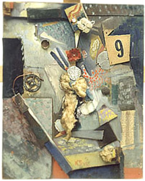 the collection of kurt and ernst schwitters foundation