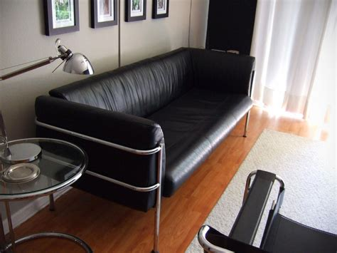 black leather sofa sale modern contemporary black leather sofa wassily chair for