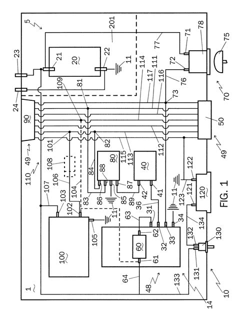 electric brake wiring diagram electric trailer brake controller wiring diagram