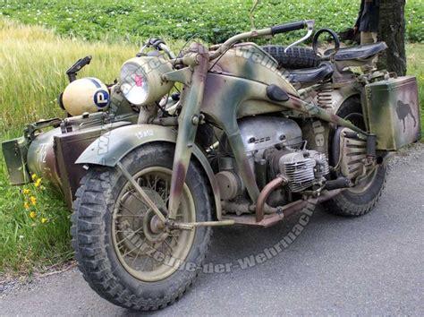 Oldtimer Motorrad Zündapp Ks 600 by Http Www Fahrzeuge Der Wehrmacht De Bilder Zuendapp