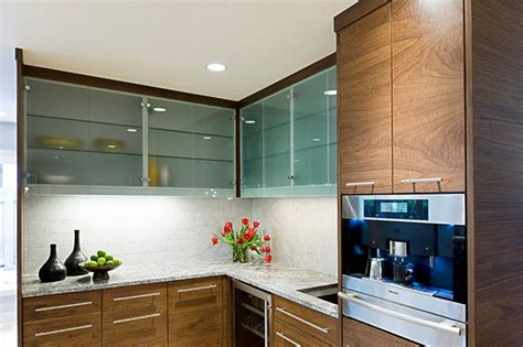 Frameless Cabinet Doors by Simple Ways To Choose The Glass Kitchen Cabinet Doors
