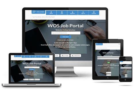 design online job portal pin by micheal james on cloud app development pinterest