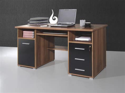 computertisch walnuss bestseller shop f 252 r m 246 bel und - Bürotisch Rollen