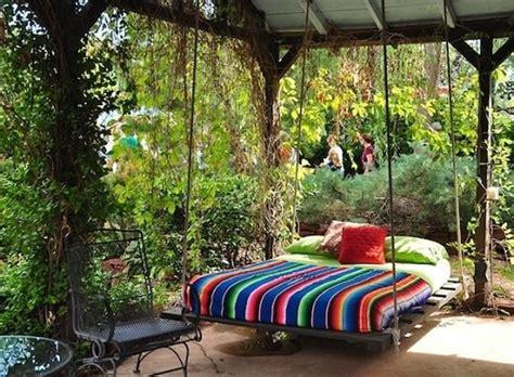 Hangebett Garten