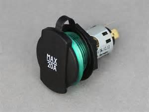 12v 20a cigar lighter power socket 12 volt planet