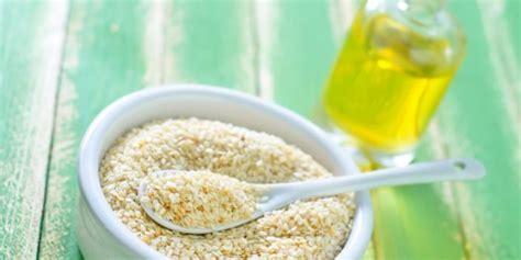 Minyak Wijen Sekarang satu untuk semua 5 manfaat minyak wijen untuk kesehatan tubuh