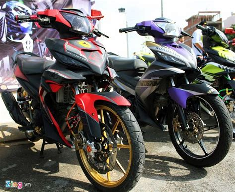 Modifikasi Jupiter Mx 135 modifikasi yamaha jupiter mx 135 ala supercar italia