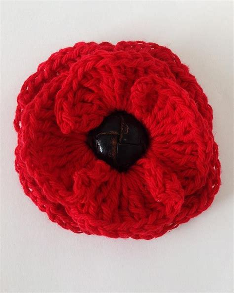 knitting pattern red poppy 17 best ideas about crochet poppy pattern on pinterest