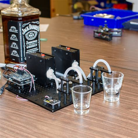 Diy Home Projektideen by Arduino Tutorial Shotbot Project