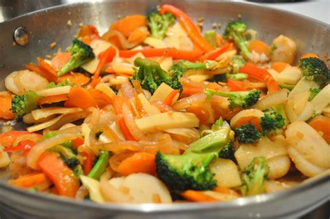 vegetables for stir fry vegetable stir fry recipe healing the