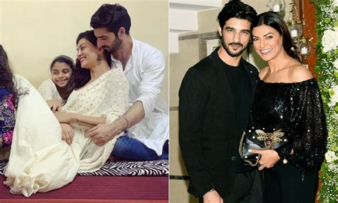 sushmita sen marriage sushmita sen shuns marriage rumours with rohman shawl