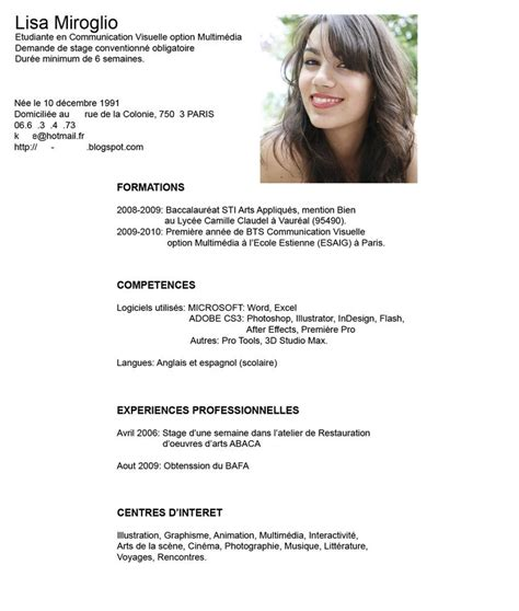 Modelo Curriculum Vitae Para Estudiantes 17 Best Images About El Curr 237 Culum Vitae Cv On