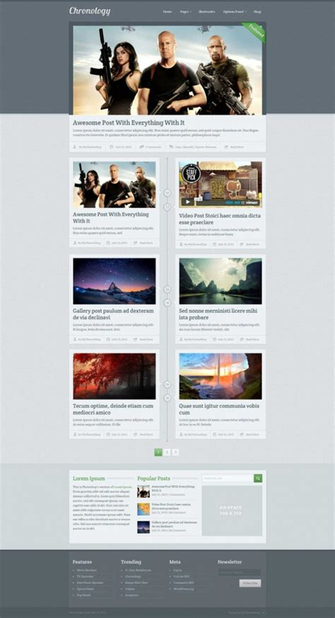 themes on facebook timeline 15 facebook timeline style wordpress themes sourcewp