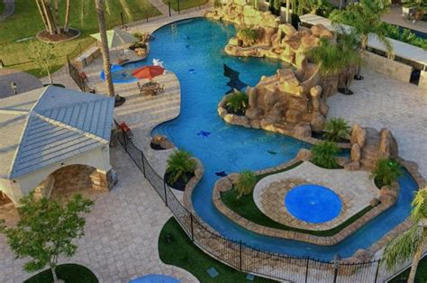 backyard lazy river cost 5 backyard pools that will blow your mind redfin real