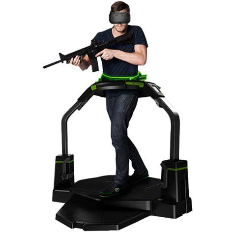 Omni Vr usd 366 17 virtuix omni vr treadmill 360 experience shop equipment museum heroes