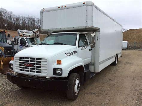 2000 gmc c6500 box truck for sale shrewsbury ma
