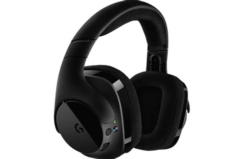 Pro 1 Pegang Jepit Headset logitech g533 dts 7 1 surround sound wireless gaming headset en us